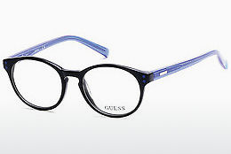 brille Guess GU9160 001 - Sort, Shiny