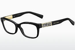 brille Jimmy Choo JC110 29A - Sort