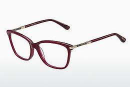 brille Jimmy Choo JC133 J5N - Rød