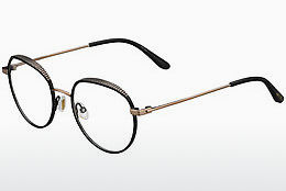 brille Jimmy Choo JC168 PL0 - Sort, Gull, Gul