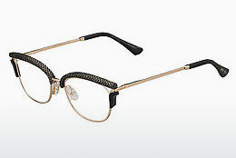 brille Jimmy Choo JC169 PSW - Gull, Sort