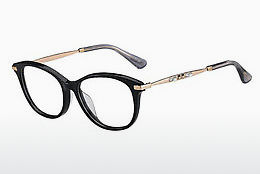 brille Jimmy Choo JC186/F 06K - Sort, Gull, Rosa