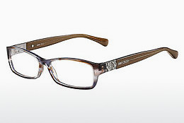 brille Jimmy Choo JC41 E68 - Brun