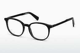 brille Just Cavalli JC0708 001 - Sort, Shiny