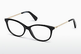 brille Just Cavalli JC0755 001 - Sort, Shiny
