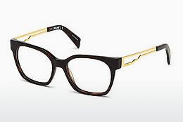 brille Just Cavalli JC0801 052 - Brun, Dark, Havana