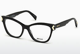 brille Just Cavalli JC0807 001 - Sort, Shiny