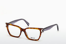 brille Just Cavalli JC0808 053 - Havanna, Yellow, Blond, Brown