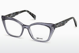 brille Just Cavalli JC0809 090 - Blå, Shiny