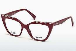 brille Just Cavalli JC0811 069 - Burgunder, Bordeaux, Shiny