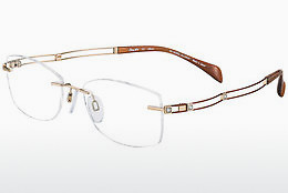 brille LineArt XL2069 GP2 - Gull