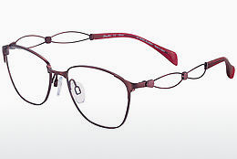 brille LineArt XL2103 RE - Rød
