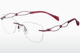 brille LineArt XL2104 RE - Rød