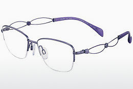brille LineArt XL2106 VO - Purpur