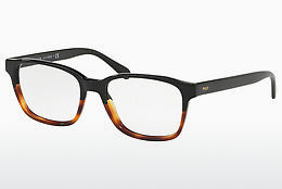 brille Polo PH2186 5581 - Sort, Brun, Havanna