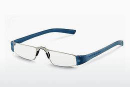 brille Porsche Design P8801 N D1.00 - Blå, Transparent