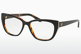 brille Ralph Lauren RL6171 5260 - Sort, Brun, Havanna