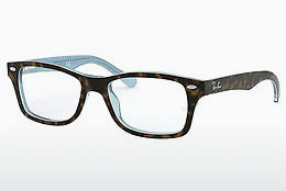 brille Ray-Ban Junior RY1531 3701 - Blå, Brun, Havanna
