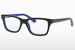 brille Ray-Ban Junior RY1536 3600 - Grå, Blå