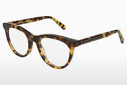 brille Stella McCartney SC0150O 002 - Brun, Havanna