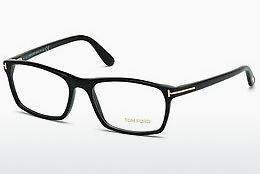 brille Tom Ford FT5295 001 - Sort, Shiny