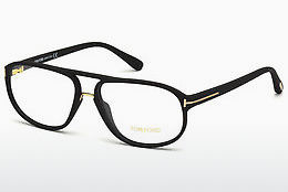brille Tom Ford FT5296 002 - Sort, Matt