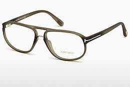 brille Tom Ford FT5296 046 - Brun, Bright, Matt