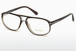 brille Tom Ford FT5296 050 - Brun, Dark