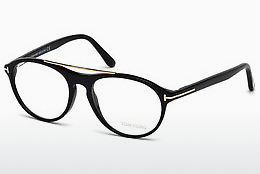 brille Tom Ford FT5411 001 - Sort, Shiny