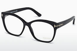 brille Tom Ford FT5435 001 - Sort, Shiny