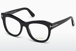 brille Tom Ford FT5463 001 - Sort, Shiny