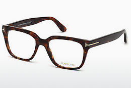 brille Tom Ford FT5477 054 - Havanna, Red