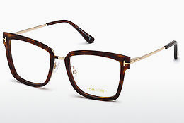 brille Tom Ford FT5507 054 - Havanna, Red
