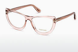 brille Tom Ford FT5519 072 - Gull, Rosa