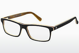 brille Tommy Hilfiger TH 1328 UNO - Sort, Brun, Havanna