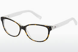 brille Tommy Hilfiger TH 1364 K2W - Brun, Havanna