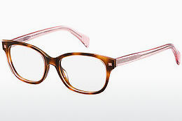 brille Tommy Hilfiger TH 1439 LQ8 - Rosa, Brun, Havanna