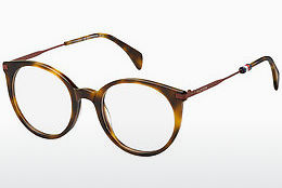 brille Tommy Hilfiger TH 1475 SX7 - Brun, Havanna