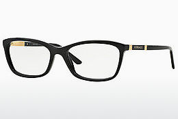 brille Versace VE3186 GB1 - Sort