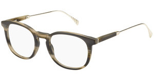 Tommy Hilfiger TH 1384 QET HORN GOLD