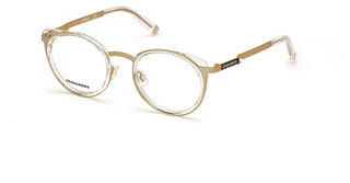 Dsquared DQ5302 031 tiefes gold matt
