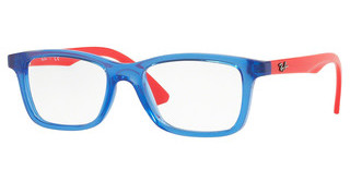 Ray-Ban Junior RY1562 3746 TRANSPARENT BLUE