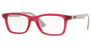 Ray-Ban Junior RY1562 3747 TRANSPARENT CHERRY