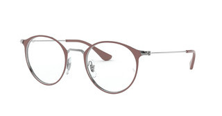 Ray-Ban RX6378 2907 GUNMETAL/TURTLEDOVE