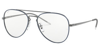 Ray-Ban RX6413 2981 GUNMETAL TOP BLUE
