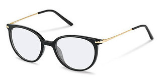 Rodenstock R5312 A black, light gold