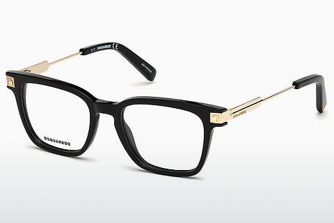 brille Dsquared DQ5244 001