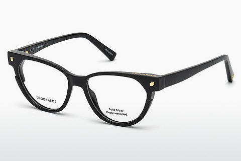 brille Dsquared DQ5248 001