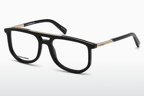 brille Dsquared DQ5258 001