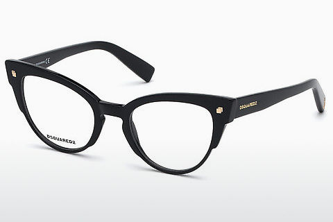 brille Dsquared DQ5275 001
